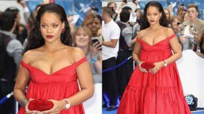 Rihanna: Bana Kilolu Diyenler Burada Mı?